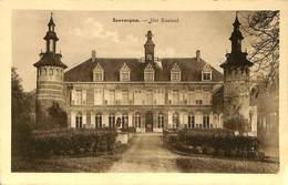 CPA - Belgique - Zeevergem - Het Kasteel - De Pinte