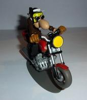 "Figurine Joe Bar ""Edouard Bracame Sur Sa Moto Honda Cbx 1000 - Figurines"