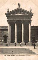 75 LES EGLISES DE PARIS N° 52  NOTRE-DAME DE LORETTE - Churches