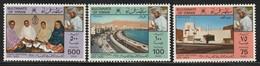 OMAN - N° 185+186+188 ** (1980) Journée Nationale - Oman