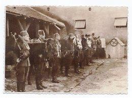 WWII, GERMAN TROOPS IN BOSNIA, HORSE GUARD, ORIGINAL PHOTOGRAPH - Bosnië En Herzegovina