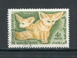 MAURITANIE- Y&T N°144- Oblitéré - Mauritanie (1960-...)