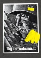Künstler Ak,  Tag Der Wehrmacht 1940, Dresden Mit SStpl. - Briefe U. Dokumente