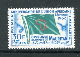 MAURITANIE- Y&T N°159- Neuf Avec Charnière * - Mauretanien (1960-...)