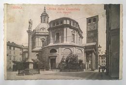 186 Torino - Chiesa Della Consolata - Churches