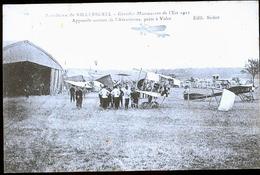 VILLERSEXEL GRANDES MANOEUVRES 1911 - France