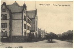 ALLEMAGNE - SARRELOUIS / SAARLOUIS - PETITE PLACE DU MARCHE - Kreis Saarlouis