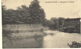 ALLEMAGNE - SARRELOUIS / SAARLOUIS - REMPARTS VAUBAN - Kreis Saarlouis