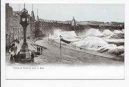 Storm At Douglas. Isle Of Man. - Isle Of Man