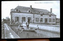 BREUIL LE MOULIN - Ervy-le-Chatel
