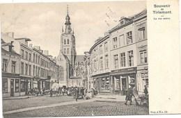 Tirlemont NA22: La Rue Neuve 1903 - Tienen