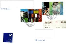 Portugal 2013, Air Mail Letter - 1910-... República