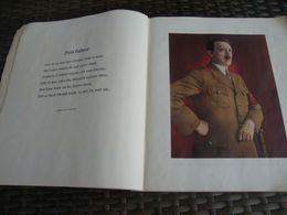 """DR """"Ich Kämpe!"""" Von Hermann Liese 1942 Reichspropagandaleitung NSDAP C. Werner Verlag Reichenbach - Historische Dokumente"""