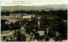 ATHENES - Palais De L'exposition Zappion - Greece