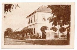 1927 YUGOSLAVIA, SERBIA, TPO 9 BEOGRAD-LJUBLJANA, ŠID, HOTEL GRAND, ILLUSTRATED POSTCARD, USED - Yugoslavia