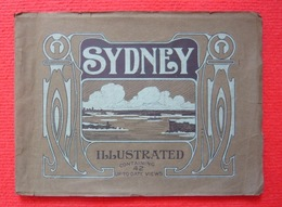 Album Photos Sur Sydney 42 Up-to-date Views By H. Phillips - Architecture