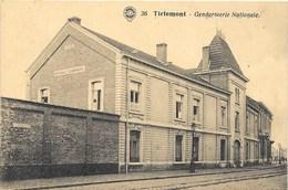 Tirlemont NA26: Gendarmerie Nationale 1924 - Tienen
