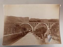 Pyrénées Orientales, Amélie Les Bains, Viaduc Sur Le Tech, 1905. - France
