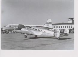 Rppc JAL Japan Air Lines Beechcraft  & Douglas Dc-4 Aircraft - 1919-1938: Between Wars