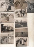 Les Sables D Olonne  Lot De 10 Photos - Sables D'Olonne