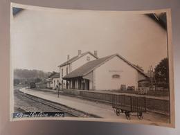 Aveyron, Bertholène, Gare, 1912. - Frankreich