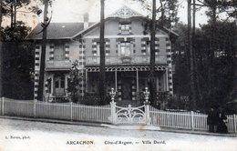 ARCACHON  Villa David - Arcachon