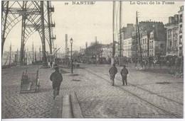 NANTES : Quai De La Fosse - Nantes