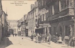 CARHAIX: Vieilles Maisons, Rue Brizeux - Carhaix-Plouguer