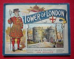 Tower Of London – Souvenir Album - Architecture