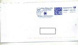 Lettre Flamme Ema Frankit Joyeux Noel Clinique Kipfenberg - [7] République Fédérale