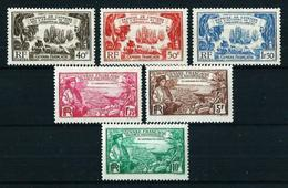 Guayana (Francesa) Nº 137/42 Nuevo(*) - Unused Stamps