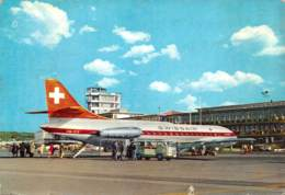Flughof Zürich - Kloten - 1 Léger Coup - Aérodromes