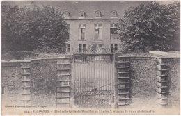 50. VALOGNES. Hôtel De La Grille Du Mesnildot. 434 - Valognes