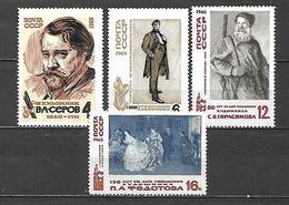 URSS - 1965 - N. 2972/75** (CATALOGO UNIFICATO) - 1923-1991 URSS