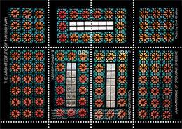 Azerbaijan Stamps 2019 NAKHCHIVAN Juma Mosque Of Ordubad. Shebeke - Azerbaijan