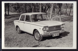 Automobile Car FIAT 1300 POSTCARD (see Sales Conditions) - Turismo