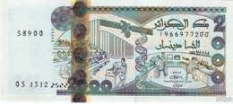 Algérie 2000 Dinar (P144) 2011 -UNC- - Algerije