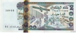 Algérie 2000 Dinar (P144) 2011 -UNC- - Algeria