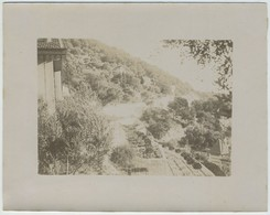 Villefranche-sur-mer (Alpes-Maritimes). Vue Prise De La Petite Terrasse à Côté Du Châlet Sur Les Olivines. 1899. - Photos