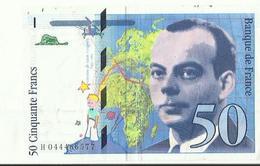 Billet De  50 Francs  1997 - 1992-2000 Ultima Gama