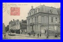 Le Havre * Mairie De Graville  ( Scan Recto Et Verso ) - Graville