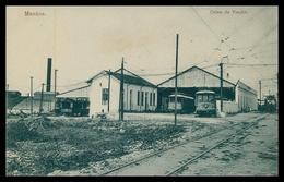 MANAUS - ELECTRICOS -  Usina Da Viação ( Ed. G. Huebner & Amaral / Nº 6522)  Carte Postale - Manaus