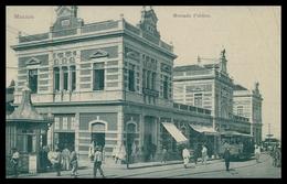 MANAUS - FEIRAS E MERCADOS - Mercado Publico. ( Ed. G. Huebner & Amaral / Nº 6441)  Carte Postale - Manaus