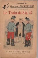 édition De 1904 - Courteline - Albin Michel - Tome 2 - Illustrations : Guillaume, Steinlen  Etc... 13 Scan - Libros, Revistas, Cómics
