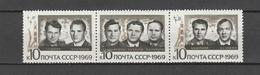 URSS 1969  Mi3682-64 -   Postfrisch  -  Vedi  Foto ! - 1923-1991 USSR