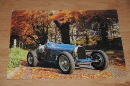 1622-     BUGATTI 51A , BUILT IN 1909 / Auto / Car / Coche / Voiture - Bus & Autocars