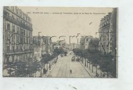 Paris 16 ème Ar (75) :  L'avenue De Versailles Prise De La Garre Du Point-du-Jour Env 1910 (animé) PF. - District 16