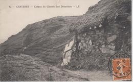 CPA Carteret - Cabane Du Chemin Des Douaniers - Carteret