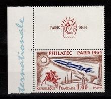 YV 1422 N** Philatec 1964 Avec Bord Cote 30 Euros - Ongebruikt