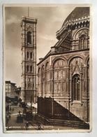 207 Firenze - Il Campanile Di Giotto - Firenze